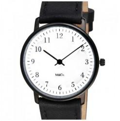 The Bodoni Watch Classic Black