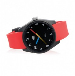 PRIMARY 43MM All Black-Red