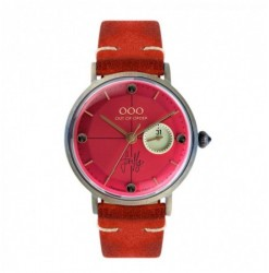 FIREFLY 36 CORAL RED