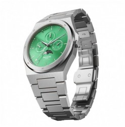 Lunar Calendar - Silver Green